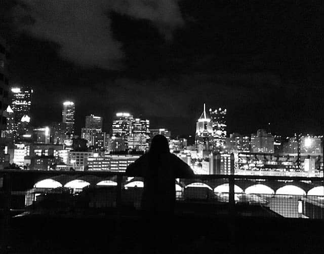 Pittsburgh Rooftop